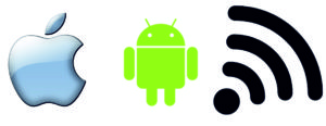IOS ANDROID WIFI logo