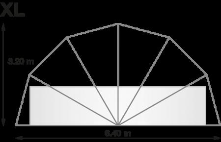 Buborék Medencetakaró XL méret kör, medencefedés, felfújható, fémpalástú pancsolók ideális medencefedése
