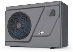 ELITE INVERTER MEDENCE HŐSZIVATTYÚ 8 KW Termékleírás: Az inverter technológiának köszönhetően az Elite Inverter készülékek gazdaságosabb üzeműek és halkabbak, mint a korábbi társaik. Akár a 11-es COP értéket is elérhetik. A készülék Wi-Fi modullal vannak felszerelve, mely biztosítja a távoli vezérelhetőséget, meggyorsítja és olcsóbbá teszi a szervizelést. Paraméterek: A méret: 250 mm B méret: 655 mm C méret: 367 mm D méret: 903 mm E méret: 114 mm Műszaki adatok: 27°C-os levegő, 27°C-os víz esetén Felvett teljesítmény (kW): 0,29 - 1,5 Leadott teljesítmény (kW): 8 COP érték: 5,2 - 10,1 között 15°C-os levegő, 26°C-os víz esetén Felvett teljesítmény (kW): 0,29 - 1,5 Leadott teljesítmény (kW): 6 COP érték: 4 - 6,2 között Ajánlott medenceméret: 20 - 40 m3 között Áramlás (m3/h): 2 - 4 Hálózati áram: 230V 1~ / 50 Hz Névleges áramfelvétel (A): 1,32 - 6,82 Csatlakozás (mm): 50 Zajszint (10m) (dbA): 21,8 - 32,1 Csomag mérete: 872 x 349 x 654 mm Súly: 52 kg