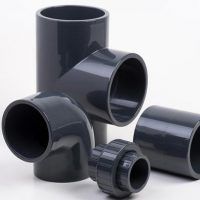cepex pvc-u-pipe-cső-fittings, idomok