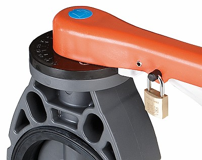 CEPEX STD Classic Series PVC pillangószelep védelem