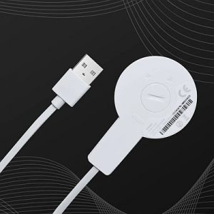 Lifesmart, smart home okos beltéri RGB lámpa világítás, csatlakozó adapter kábel és vezérlő bázis, OPCIÓS