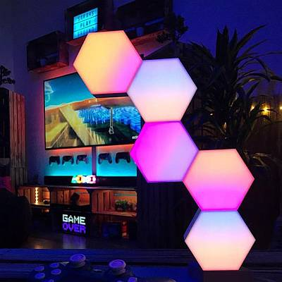 LifeSmart LED Smart Home RGB lámpa Badushow.hu