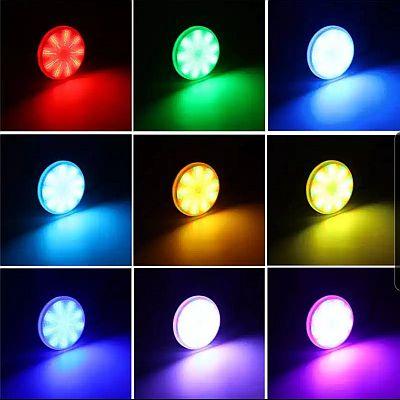 Medencevilágítás, Power led medenceizzó, RGB színváltós, távirányítóval