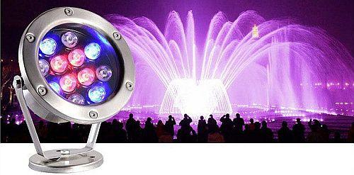Rozsdamentes Ledes, RGB színváltós, IP68 vízalatti 3W 9W 18W 18W 24W teljesítményű, szökőkút lámpa, IP68, DC/12V/24V Megnevezés: ledes szökőkút lámpa Teljesítmények: 3W / 6W / 9W / 10W / 12W / 15W / 18W / 24W Névleges feszültség: DC12V / 24V Fényforrás: LED Vízálló: IP68 (vízbe elhelyezhető, max 1m mélységig) Külön 12V-os ledtrafó szükséges a lámpák vezérléséhez!!! Erre a link-re kattintva megismerheti a 12V trafó választékot!