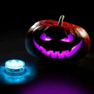 Dekorációs RGB ledes izzó, dekorációs lámpa, színváltós
