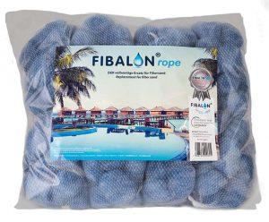 Fibalon 3D homokszűrő vatta betét, szűrő töltet, úszómedencék szűrési hatásfok növelésére