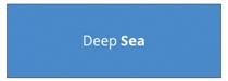 elbtal elite középkék színű medencefólia -deepsea