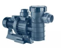 Maxim szivattyú, Maxim szivattyú hőnek ellenálló műanyagból, AISI-316 rozsdamentes acél motor tengellyel, dupla tömítéssel, IP-55 motorvédelemmel. Előszűrővel szerelt (8 literes), áttetsző tetővel.