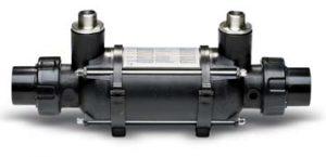 Hőcserélő D-KWT-VA Plastic SS316 25 kW - 45kW