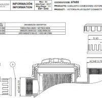 03 D63 csatlakozási méret kialakítása 67655i-52792