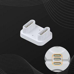 Lifesmart, smart home okos beltéri RGB lámpa világítás, kapcsoló02