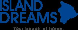 Elbe 3D medencefóliák, tengerparti immitációjú edencefólia színek, Island Dreams Logo